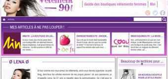 Guide des boutiques pour vêtements femmes