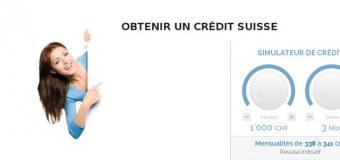 Une demande de crédit en ligne facile et rapide en Suisse