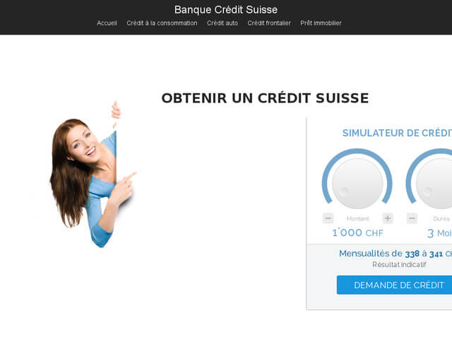 une demande de cr dit en ligne facile et rapide en suisse coup de buzz. Black Bedroom Furniture Sets. Home Design Ideas