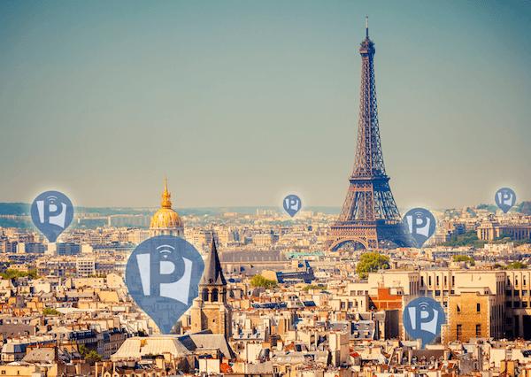 placde de parking Paris