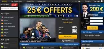 Les paris sportifs en ligne en France