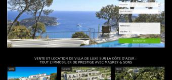 MAGREY & Sons : L'agence immobilière de luxe