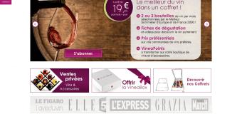 Du nouveau dans le monde du e-commerce: le vin en mode abonnement