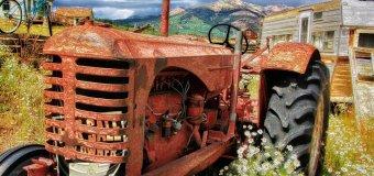 Le matériel agricole s'invite sur la toile