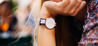 Les montres tendances