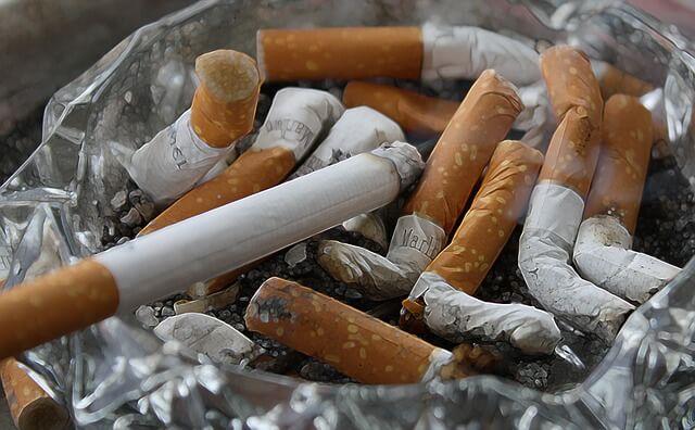 odeurs cigarettes